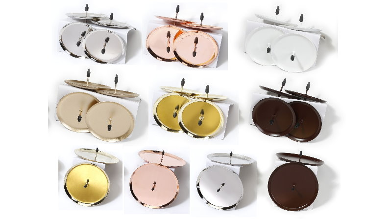 kerzenstecker kerzenhalterung adventskranz kerzenhalter. Black Bedroom Furniture Sets. Home Design Ideas