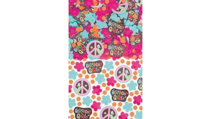 70 er hippie party dekoration 70er jahre deko geburtstag for Party deko shop